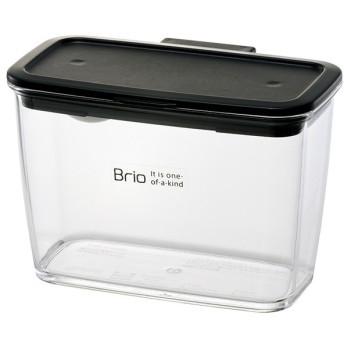 Brio キッチンポット ブラック 14781-8