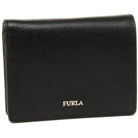 フルラ 財布 FURLA 962175 PZ28 B30 O60 バビロン BABYLON XL BIFOLD レディース 二つ折り財布 無地 ONYX 黒 ボーナス