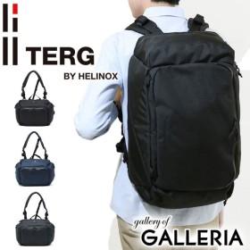 日本正規品 TERG BY HELINOX バックパック ターグ バイ ヘリノックス リュック 4WAY ショルダー ボディバッグ PACK NO.5 L メンズ