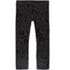 ダナキャランニューヨーク レギンス スパッツ キッズ 女の子【DKNY Black All Over Branded Leggings】
