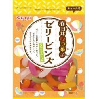 春日井製菓 ゼリービーンズ 125g×12入