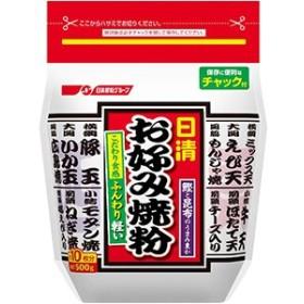 日清製粉 お好み焼き粉 500g×6入