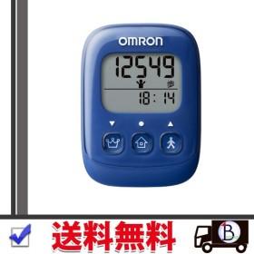 オムロン HJ-325-B 歩数計 ブルー OMRON HJ325B