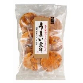 丸彦製菓 うまい煎餅 9枚×10入