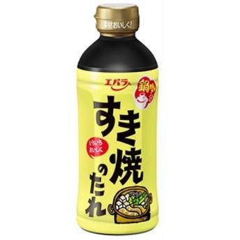 エバラ食品 すき焼きのたれ 500ml×6入