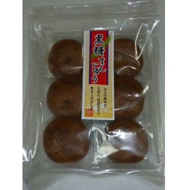 津具屋製菓 黒糖まんじゅう 6個×5入