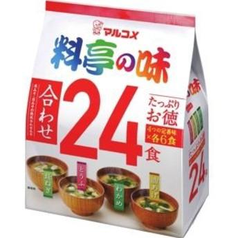 マルコメ たっぷりお徳 料亭の味 24食×3入