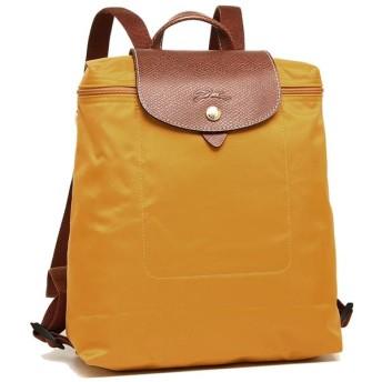 ロンシャン バッグ LONGCHAMP 1699-089 620 プリアージュ LE PLIAGE BACKPACK レディース バックパック 無地 SUNLIGHT 黄色