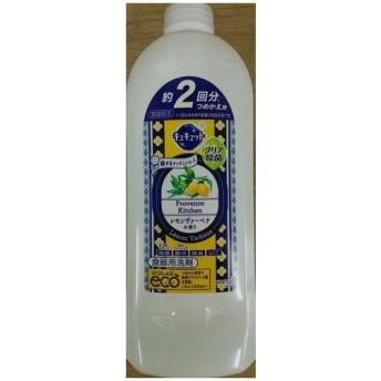 【つめかえ用 385mL】 花王 キュキュット クリア除菌 レモンヴァーベナ つめかえ用 企画品 (385mL)