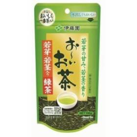 伊藤園 お~いお茶 若芽・若茎入り緑茶600 100g×10入
