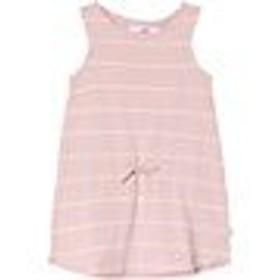 ドレス カジュアルドレス キッズ 女の子【eBBe Kids Pale Pink and Sun Stripe Silva Dress】