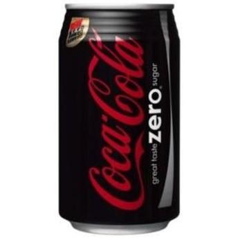日本コカコーラ コカ・コーラ ZERO(缶) 350ml×24入