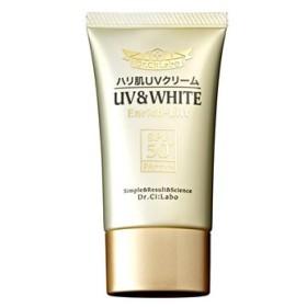 ドクターシーラボ UV&WHITE エンリッチリフト50+ SPF50+ PA++++ (40g) 顔用 日焼け止め