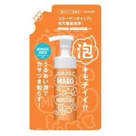 ストーリア MARO マーロ グルーヴィー泡洗顔 リラックスモイスチャー つめかえ用 (130mL) 詰め替え用 泡タイプ洗顔料