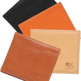 イルビゾンテ 折財布 メンズ IL BISONTE C0487 MP 選べるカラー