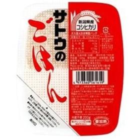 サトウ食品 ごはんコシヒカリ 200g×6入