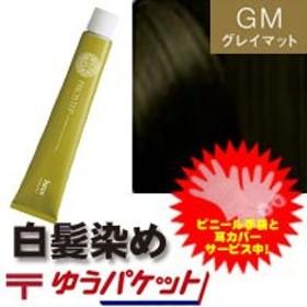 【メール便350円】ホーユー プロステップ グレイマット GM4☆ 業務用 プロ用 ヘアカラー白髪染