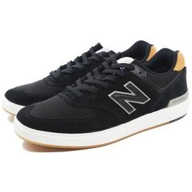 NEW BALANCE ニューバランス ヌメリック AM574BLG [サイズ:28.5cm (US10.5) Dワイズ] [カラー:ブラック×ガム]