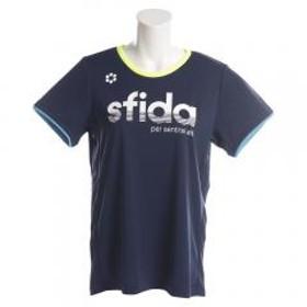 スフィーダ(SFIDA) 【ゼビオ限定】 プラシャツ ST-18S04 NVY(Lady's)