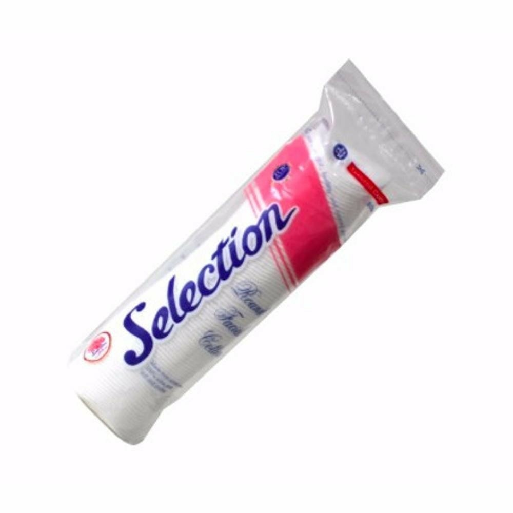 Selection Round Cotton Kapas Wajah Bulat 1 Pc Daftar Update Harga Paket Isi 3 Facial 50 Gram Perpack New Pack