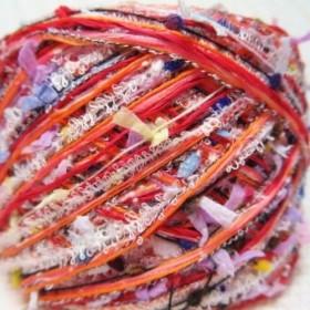 42♪花hana花♪染糸オリジナル引き揃え糸60g