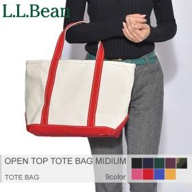 L.L.Bean エルエルビーン トートバッグ オープントップ トートバッグ ミディアム 112636 鞄 カバン