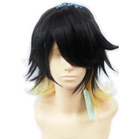 コスプレウィッグ 長曽祢虎徹 刀剣乱舞ONLINE(とうらぶ)かつら cos wig