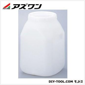 アズワン BB型広口瓶(ポリエチレン製) 20L 5-033-01 1個