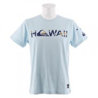 クイックシルバー(Quiksilver) HAWAII ISLAND Tシャツ QST182034LBL(Men's)