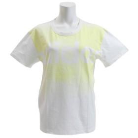 アディダス(adidas) リニアグラデーション 半袖Tシャツ FSU08-DT2678 (Lady's)