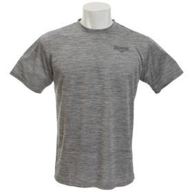 デュアリグ(DUARIG) DP段染めモク 半袖Tシャツ 863D8HD5627 CGRY (Men's)