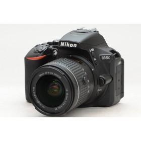 [中古] デジタル一眼レフカメラ Nikon D5600 ダブルズームキット