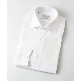 【SALE(伊勢丹)】<フェアファクス/FAIRFAX> ドビーストライプシャツ(N5001) A白ドビー(細) 【三越・伊勢丹/公式】