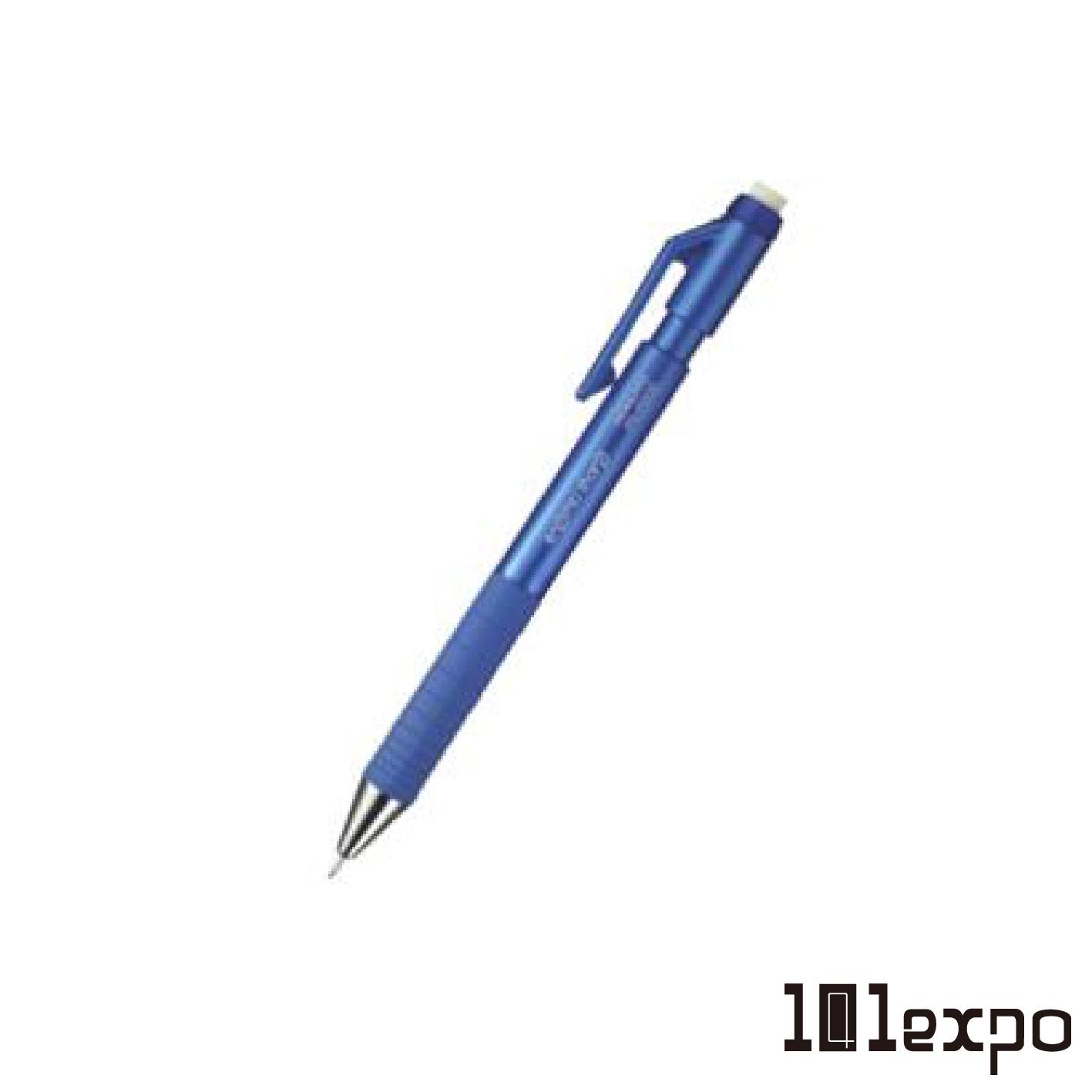 KOKUYO TypeS振動減輕自動筆 0.9mm (藍/黑/粉)