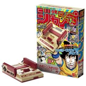 任天堂ニンテンドークラシックミニ ファミリーコンピュータ 週刊少年ジャンプ創刊50周年記念バージョンCLVSHVJJ