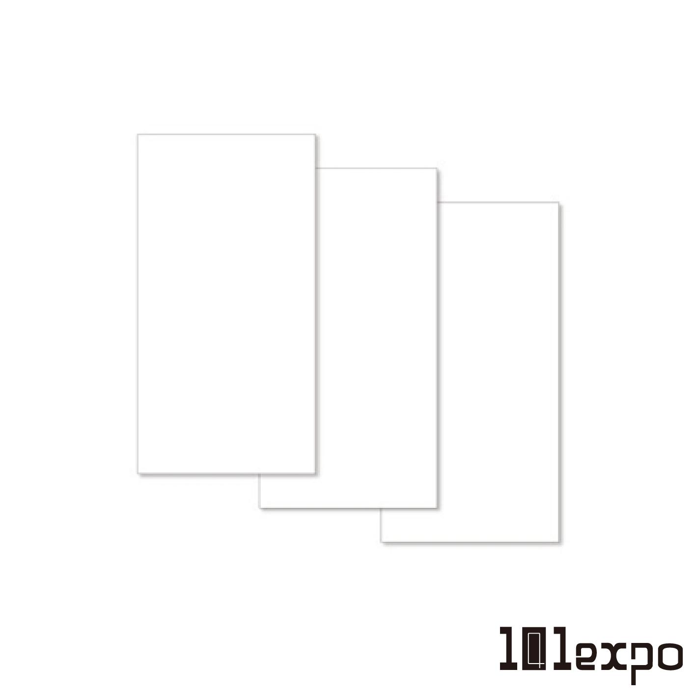 寫筆記 A5 Slim 和紙貼 (空白3 入)