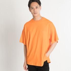 Tシャツ - WEGO【MEN】 サイドスリットビッグTシャツ BV18SM06-M010