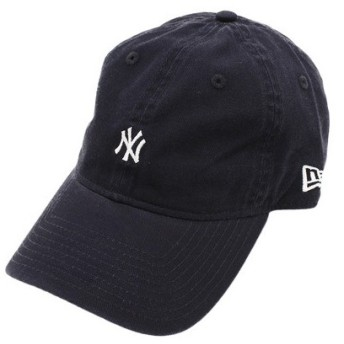 NEW ERA ニューエラ 9TWENTY クロスストラップ ミニロゴ ニューヨーク ヤンキース キャップ
