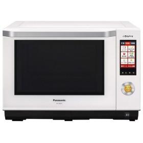 パナソニック Panasonic スチームオーブンレンジ Bistro 26L 豊穣ホワイト NE-JBS654-W