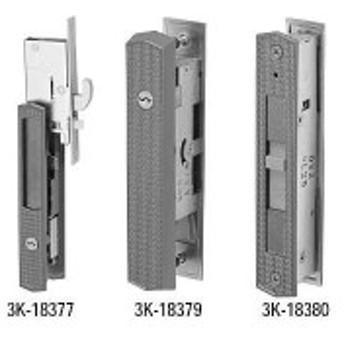 【YKK AP メンテナンス部品】 戸先・召合せ 内外締り錠セット (HH-J-0405U5)