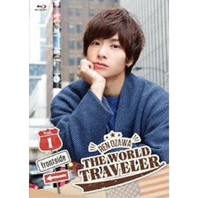送料無料有/[Blu-ray]/小澤廉/小澤廉 THE WORLD TRAVELER「frontside」 Vol.1/MOVC-190