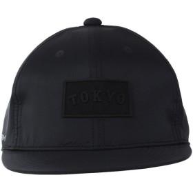 UNDER ARMOUR(アンダーアーマー)スポーツアクセサリー 帽子 UA GIANTS HIGH QUALITY CAP 1325953 メンズ ONESIZE BLK/SIL