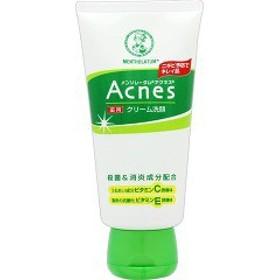 メンソレータム アクネス 薬用クリーム洗顔(130g)[洗顔フォーム ニキビ用]