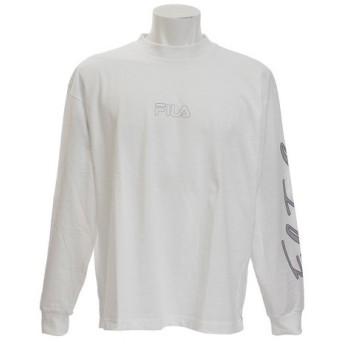 フィラ(FILA) ロングスリーブロゴTシャツ FM9199-01 (Men's)