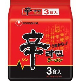 辛ラーメン(3食入)[中華麺・ラーメン]