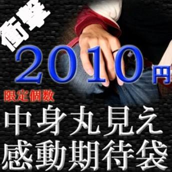 即納 中身丸見え♪2010円感動福袋☆豪華ステンレスアクセサリー2点最強福袋fuku2010mens