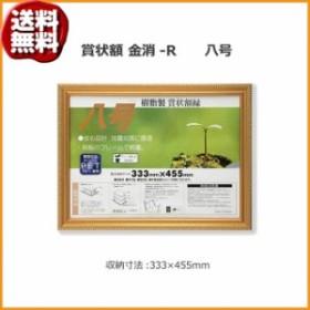 (送料無料)賞状額 金消-R 八号 33J045B4000