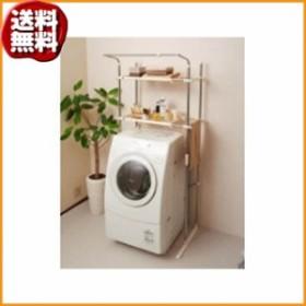 (送料無料)セキスイ ステンレス洗濯機ラック SSR-40 (部屋干し専用)