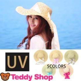 帽子 レディース帽子 大きいサイズ 日よけ帽子 紫外線対策 麦わら帽子 UVカット 日除け 暑さ 対策 UVハット 折りたたみ収納