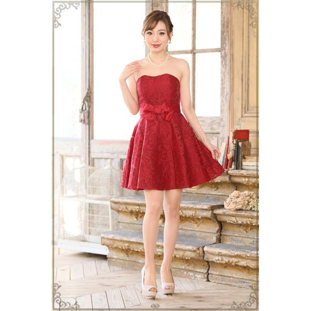 22053eb60e139 ワンピース - Tearly パーティードレス 大きいサイズ 結婚式 ワンピース パンツ ドレス パーティ ミモレ丈 パンツ